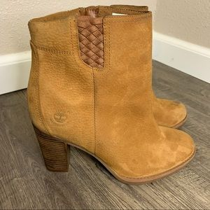 50% OFF Timberland Stratham Heights suede  boots